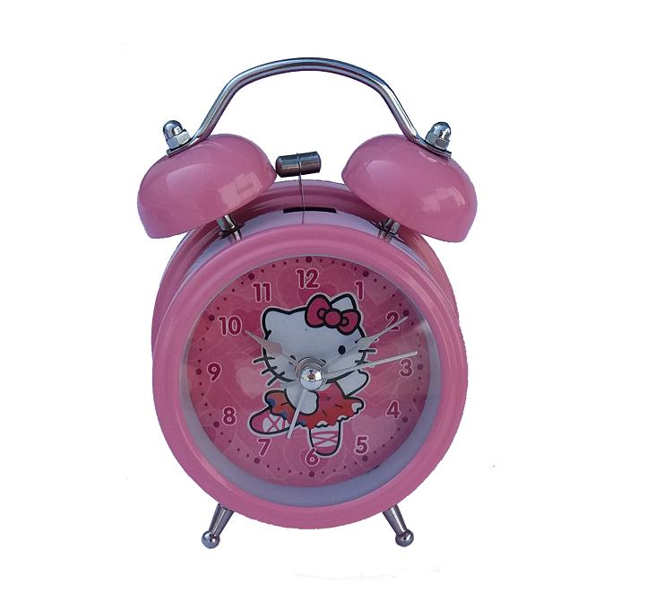 Hello Kitty Karakter Jam Weker HK-6025