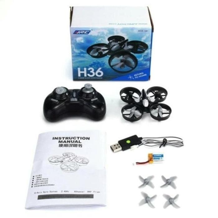 Termurah!!! Mini Drone Jjrc H36 / Nano Drone Jjrch36 / Mini Drone Jjrc
