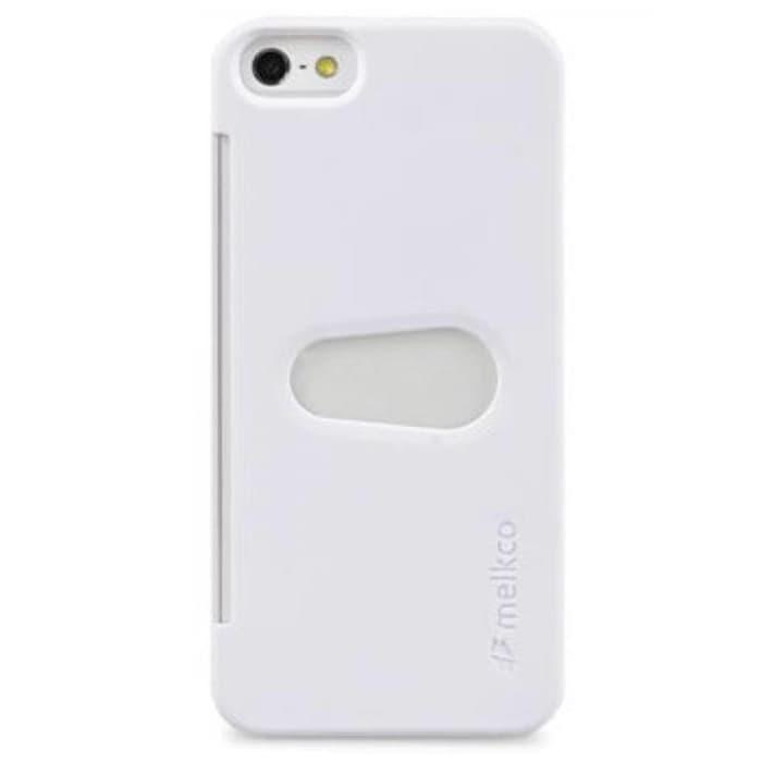 Casing / Cover Formula ID Cover iPhone 5/5S/5SE - White Original Murah
