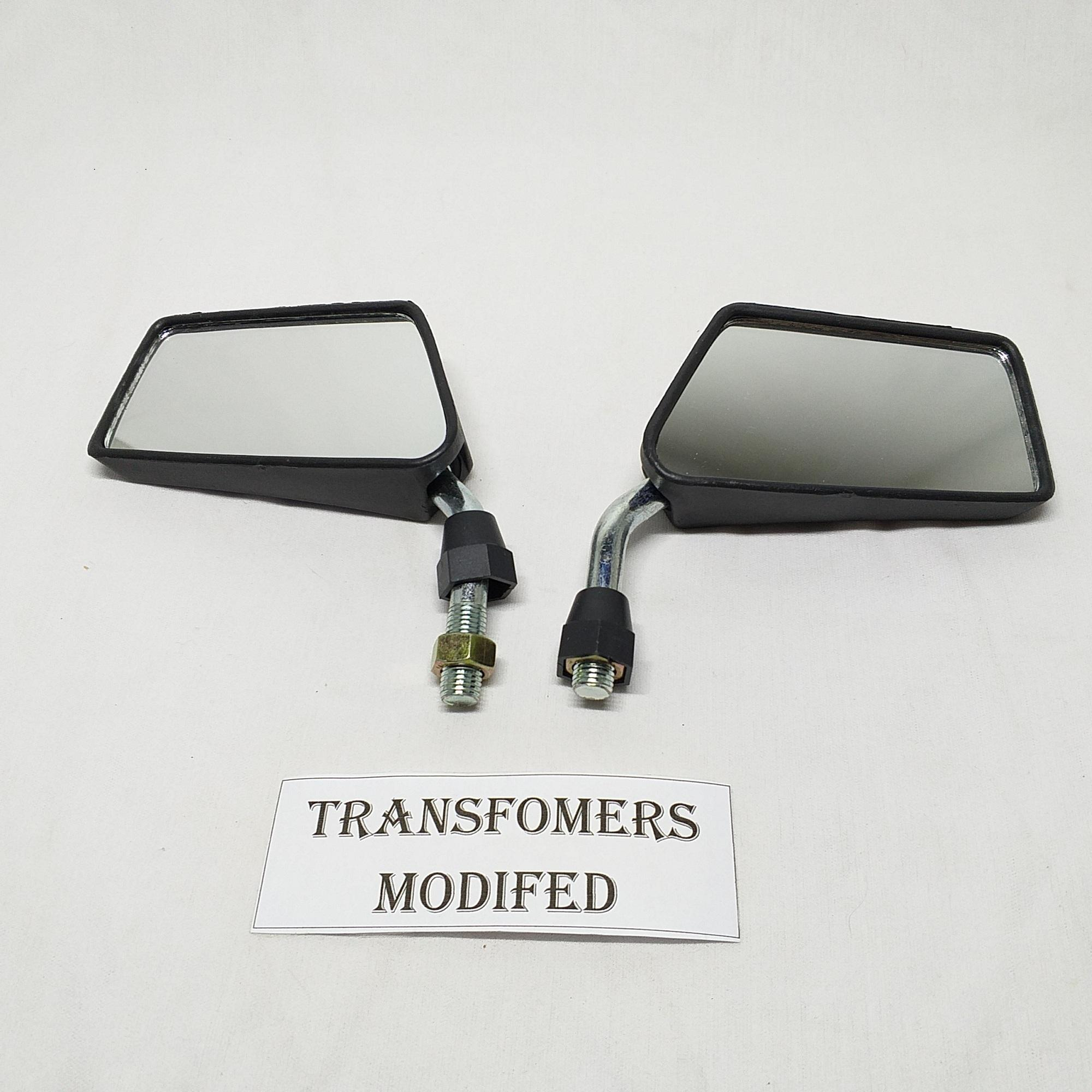 Spion Kotak Yamaha Rx King New By Transformer Modifed.