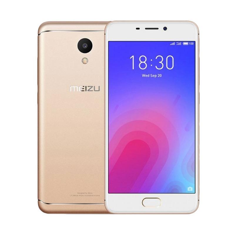 Meizu M6 Smartphone - Gold 16 GB - 2 GB