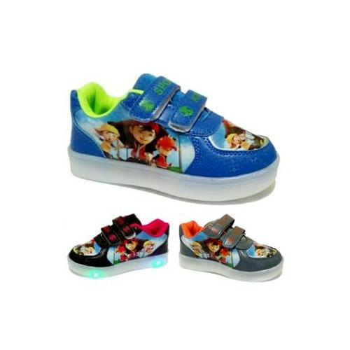 Sepatu Led Anak Cowo Boboiboy(FA204)