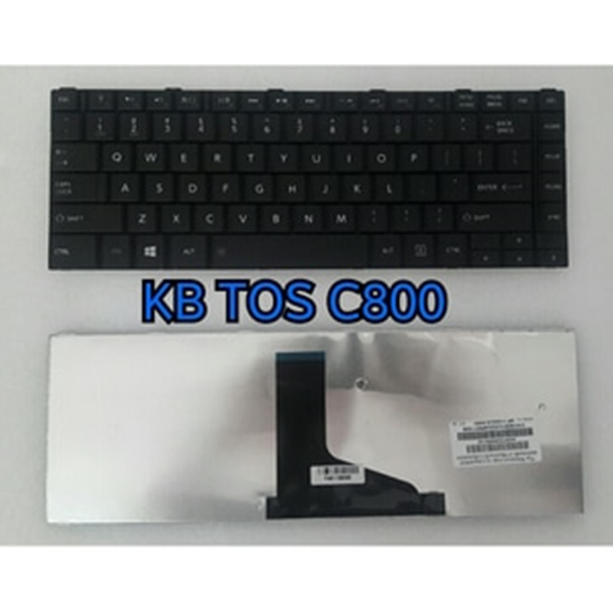 Keyboard Laptop, Keyboard Toshiba C800, Satellite C800, L845, L840