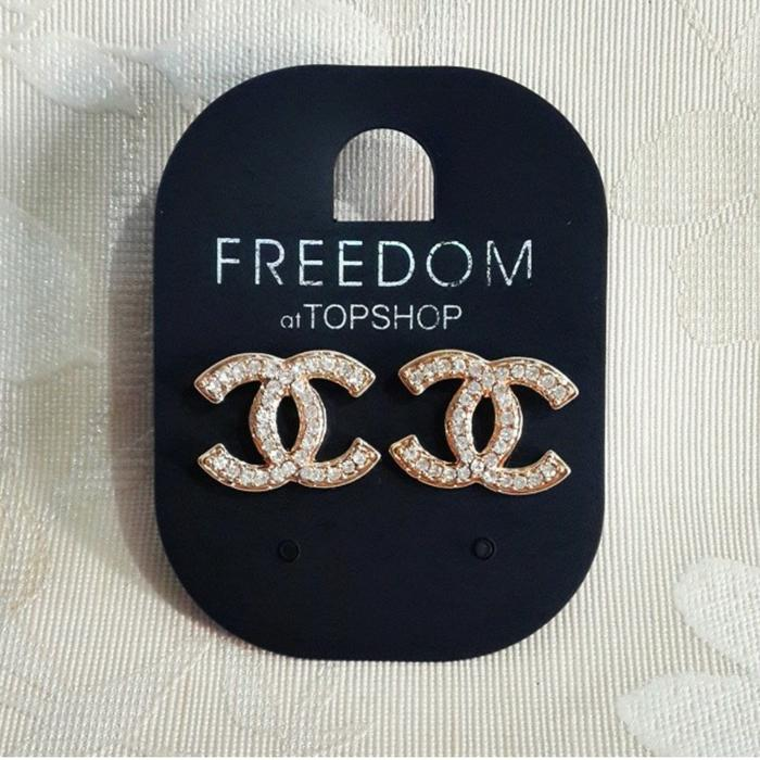 ANTING CHANEL PREMIUM QUALITY - TDK LUNTUR