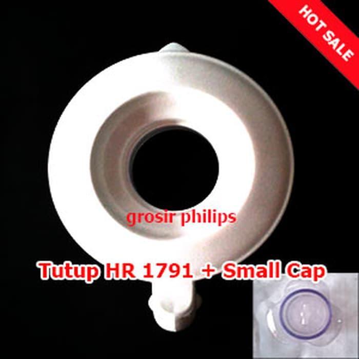 Jual Indoshopi Sparepart Tutup Plastik + Small Cap Blender Philips HR 1791 Limited!