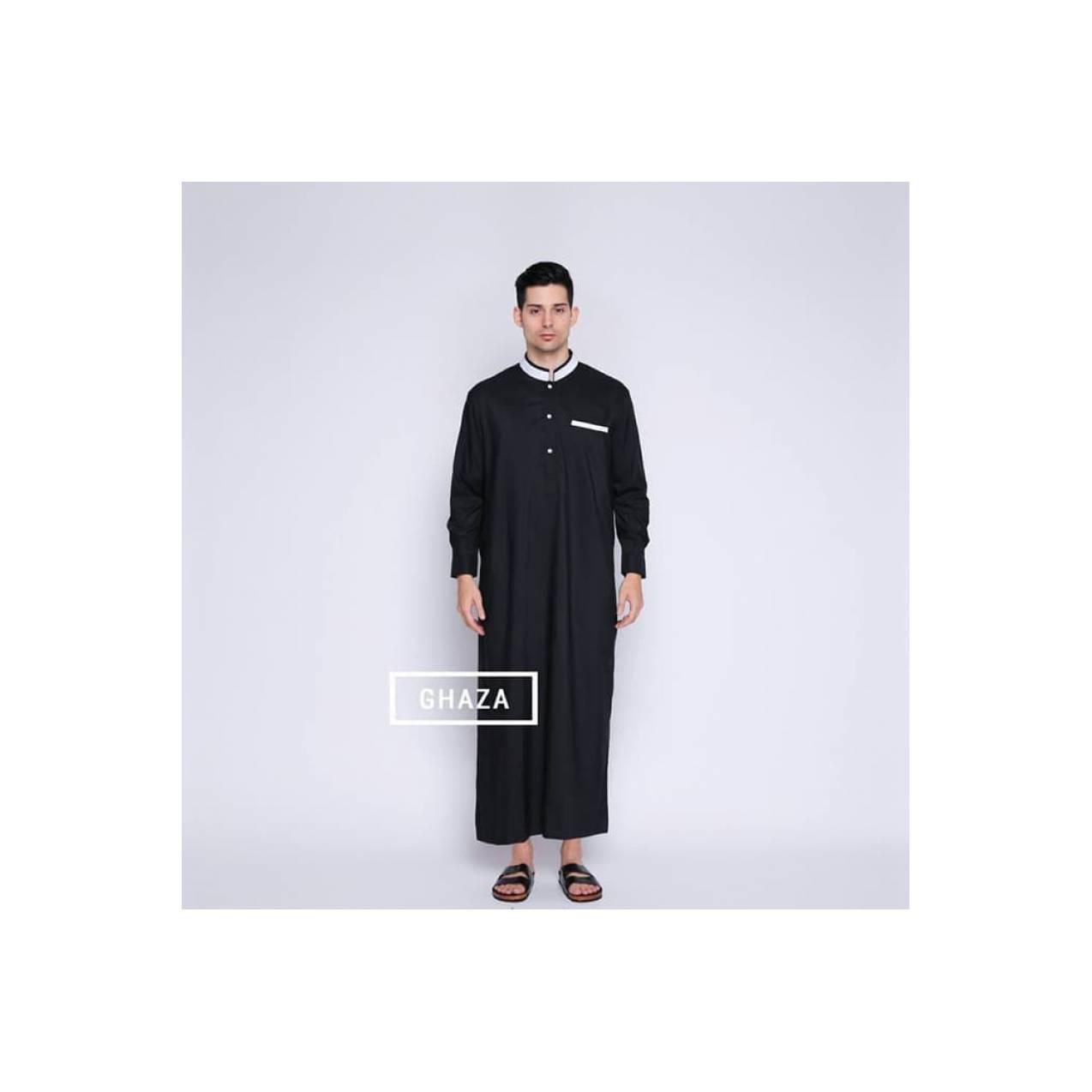 Jubah Pria Arab / Baju Gamis Pria Premium