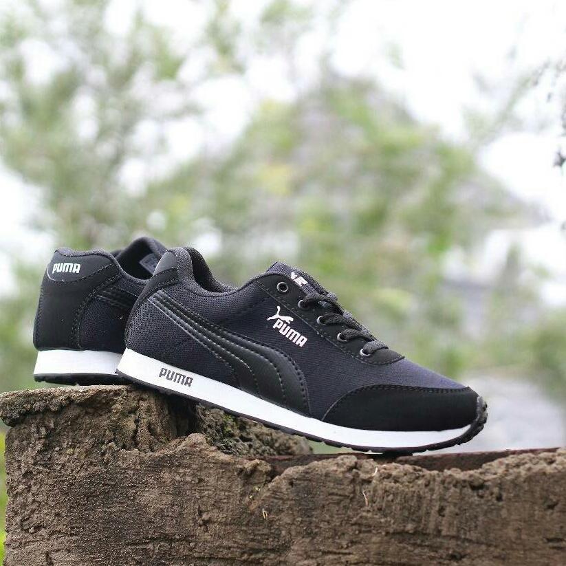 Sepatu Puma classic suede sneakers kasual pria skate santai kerja grade  vietnam 95afbce560