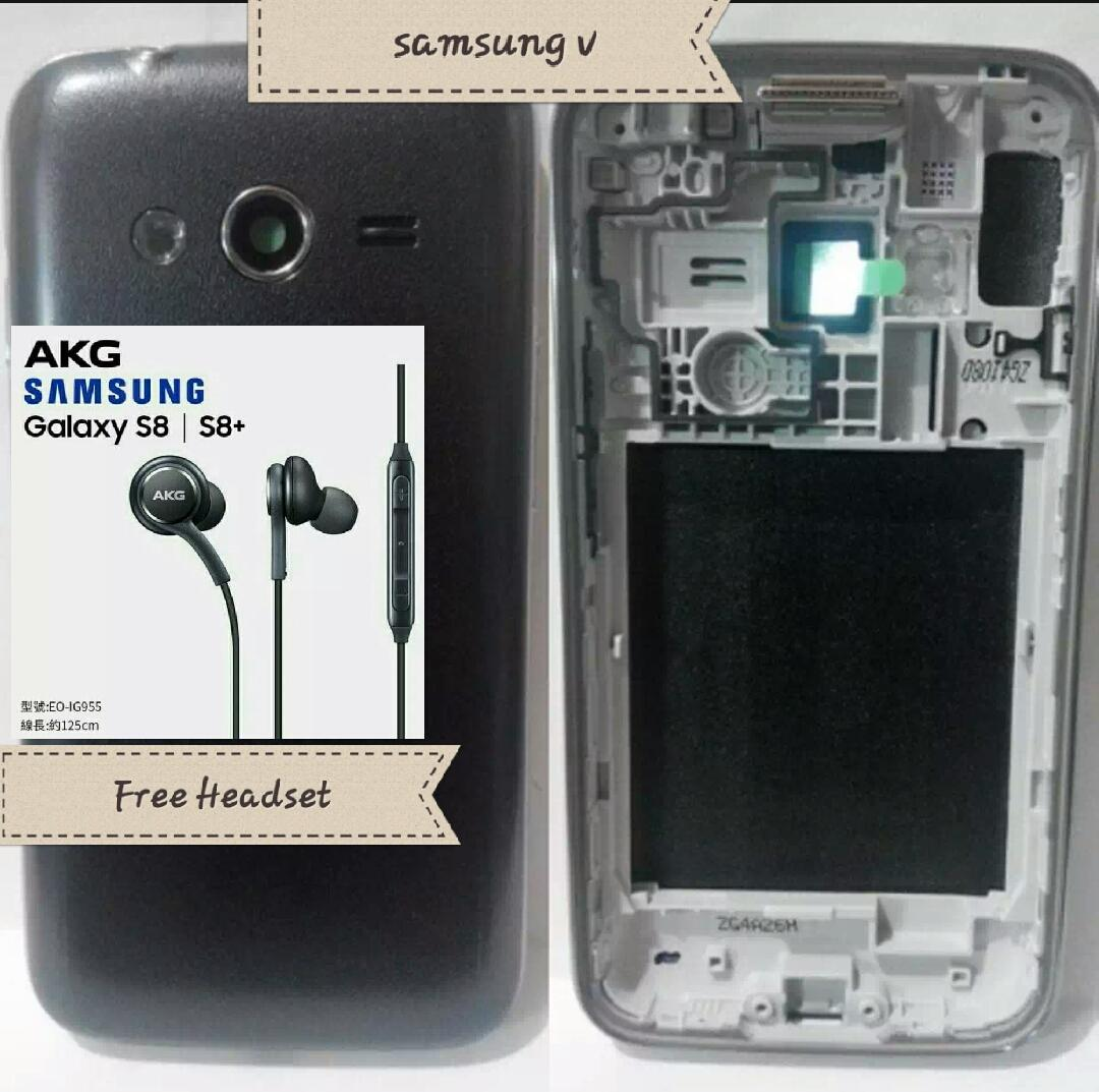 Buy Sell Cheapest Kesing Samsung Galaxy Best Quality Product Deals Backdoor Tutup Casing Belakang A5 A510 2016 Housing G Full Set Original Free Headset