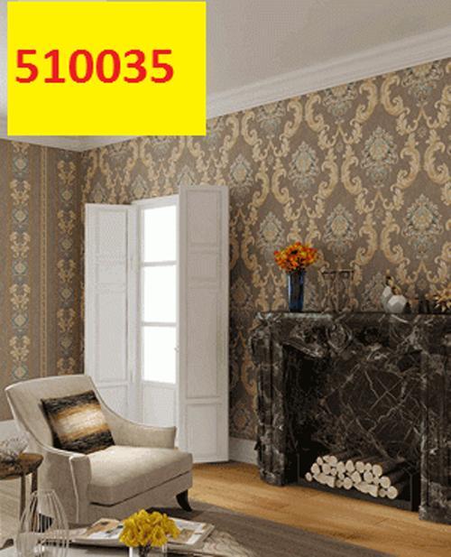 [BISA COD] - Jual Wallpaper Dinding Kamar Tidur / Ruang Tamu / Premium