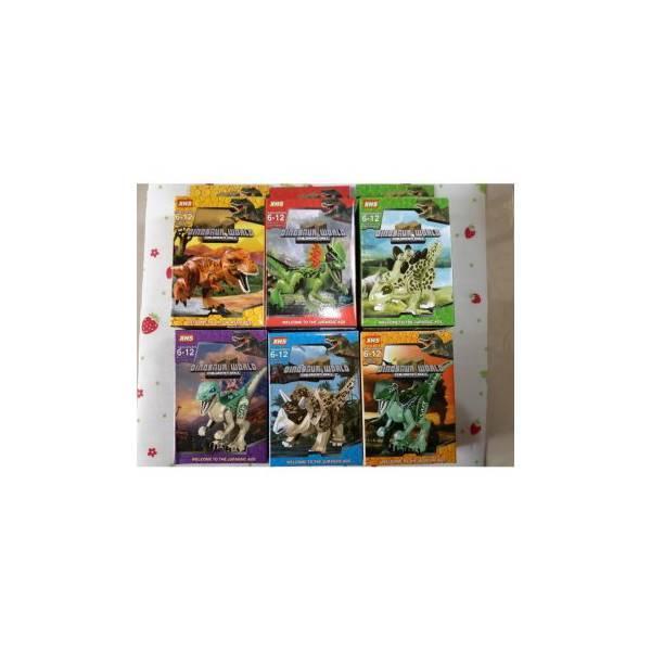 Hot Promo JUAL LEGO KW XHS Dinosaur World - Dunia Dinosaurus Mainan Edukasi / Hadiah Ulang Tahun