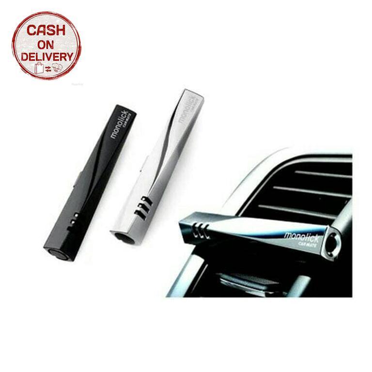 Kado Unik-- Parfum Mobil Monolick / Pengharum Mobil / Car Air Vent Clip Aroma Sticks / Parfum Clip Ac Mobil / Parfum Mobil Praktis / Penyegar Udara Mobil / Parfum Monolick Mobil Murah / Kado Ulang Tahun