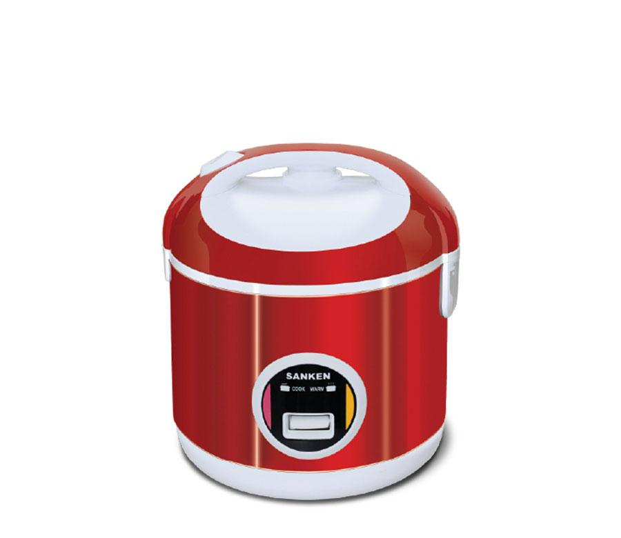 SANKEN Rice Cooker Stainless 1 Liter - SJ-200