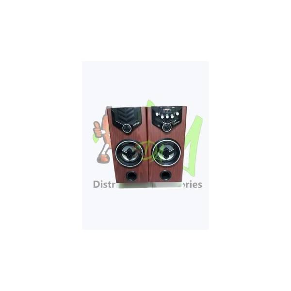 Speaker Aktif Speaker DX545 Bluetooth Subwoofer System Advance Hadiah / Terlaris/ TERMURAH!