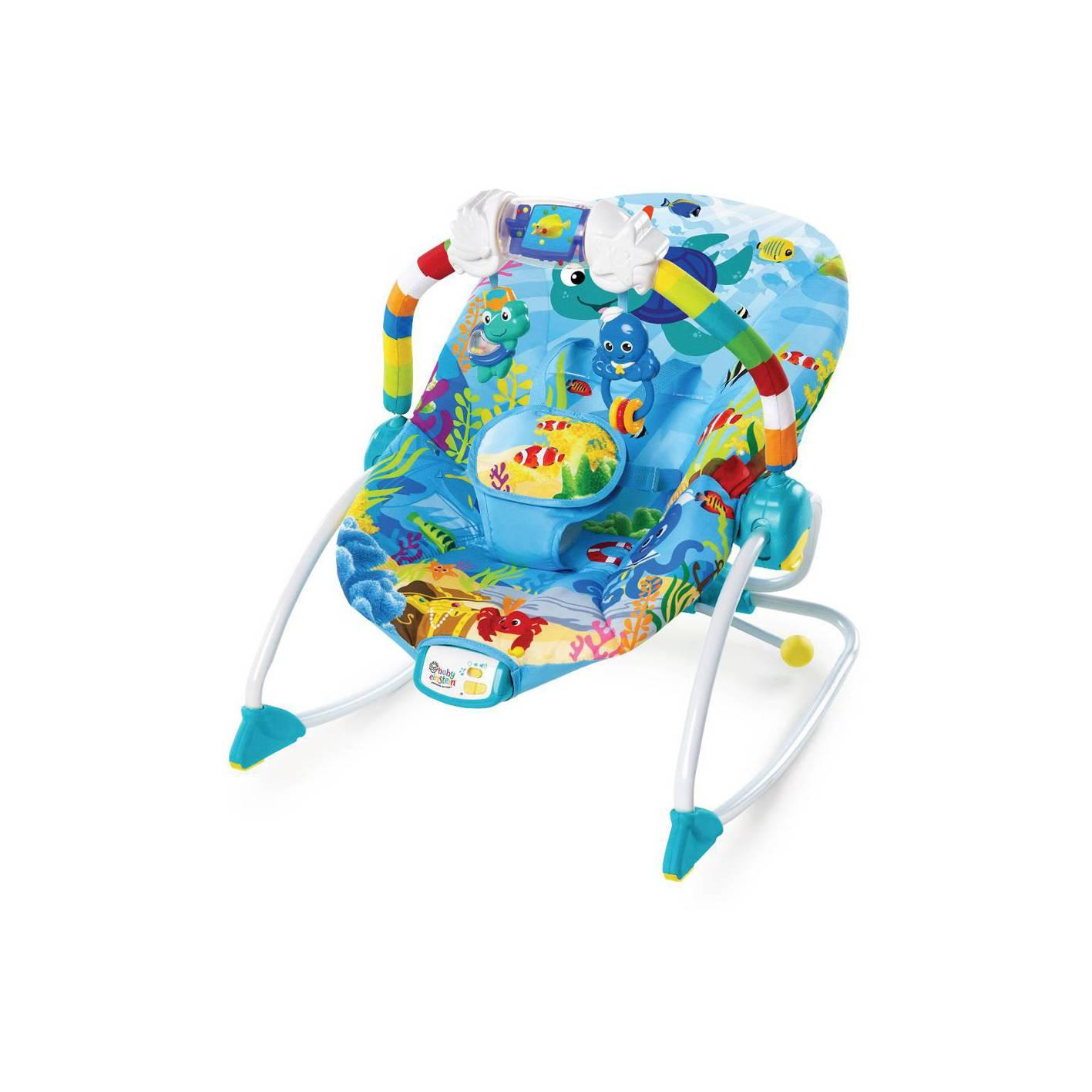 Baby Einstein Ocean Adventure Rocker / Bouncer / Ayunan Bayi