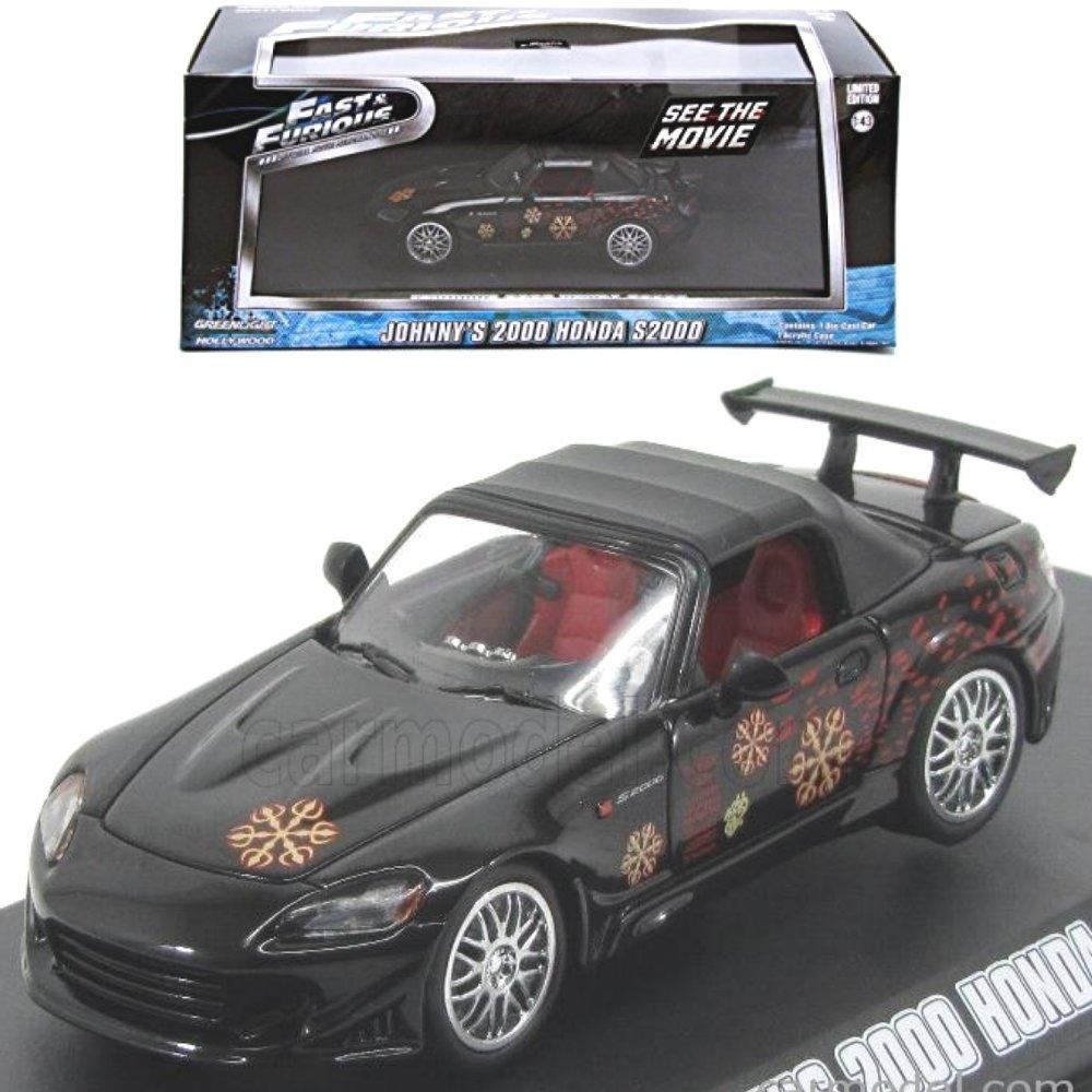 Greenlight Fast Furious Johnny Honda S2000 # Vovo Toys vovotoys