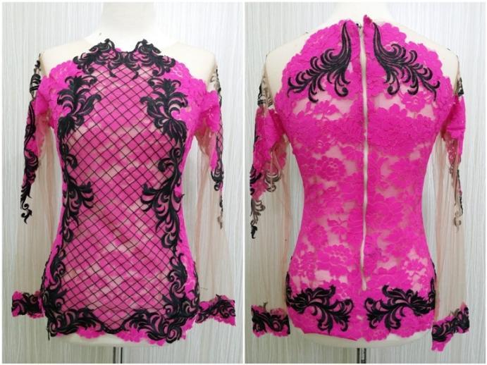 Baju Ijab Kebaya Brokat Pink Fanta Tunangan Lamaran Pengantin Brokat LACE MRC RR1540 FNT Arcobaleno Pesan Kebaya Seragam,Jual baju model kebaya wisuda modern terbaru, cocok untuk wisuda, pernikahan, kondangan dan acara resmi lainnya dengan harga murah