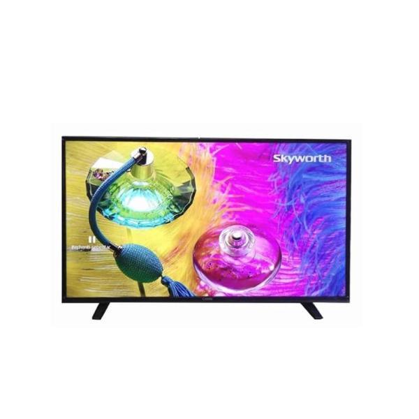 "Coocaa LED TV 32"" 32A4 – Hitam - Khusus Jadetabek"