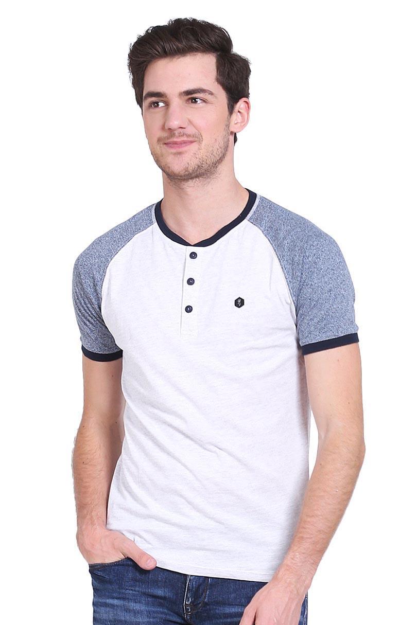 Cressida T-Shirt Kaos Pria Ragalan Basic Plus Scooring