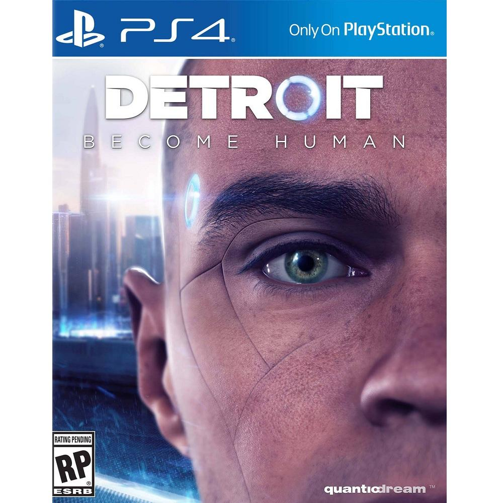 PS4 Detroit : Become Human (Basic) Digital Download