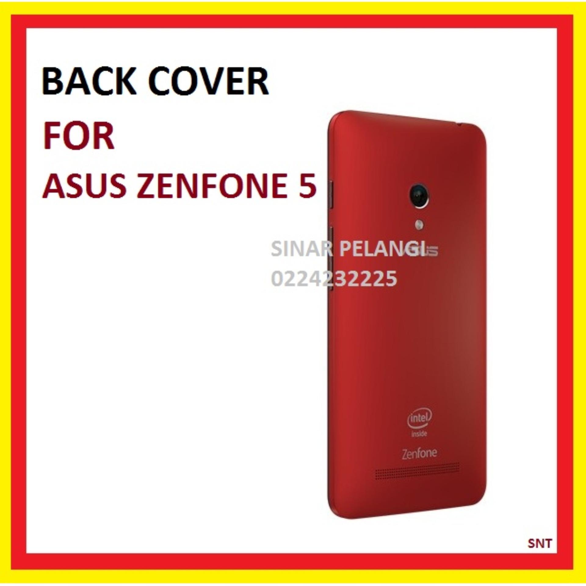 ASUS ZENFONE 5 A500CG A501CG T00J T00F A500 RED BACK COVER BATTERY COVER TUTUP BATERAI PENUTUP BELA