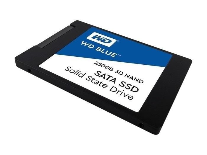 SSD WD Blue 3D NAND 250GB SATA III 3D 6Gb/s