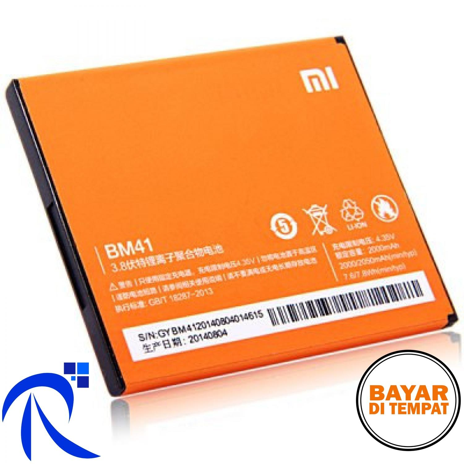 Buy Sell Cheapest Batre Batere Xiaomi Best Quality Product Deals Baterai Batrai Battery Original Redmi4a Bn30 Redmi 4a Rimas 1s 2000mah Bm41 Oem Orange Oren