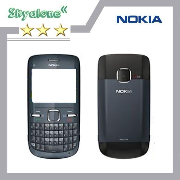 Kesing Housing Nokia C3 - Casing Cassing HP HP Nokia C 3 FULLSET