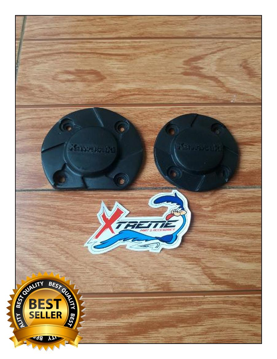 Cover Bak Mesin & Magnet Ninja R RR Model Kipas