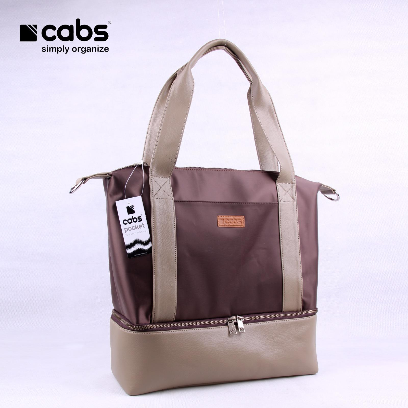 Cabs Pocket Megan (Tas Wanita Selempang Cewek Tas Jinjing Tote Bag Multifungsi Tas Bayi Sling Bag S