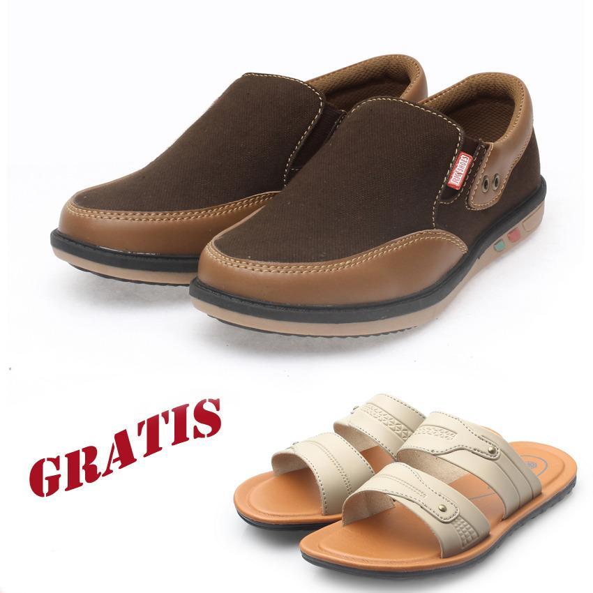 Kaiko fashion RK shoes sepatu kets sneakers dan kasual pria   sepatu kasual  kanvas   ee6657b8ef