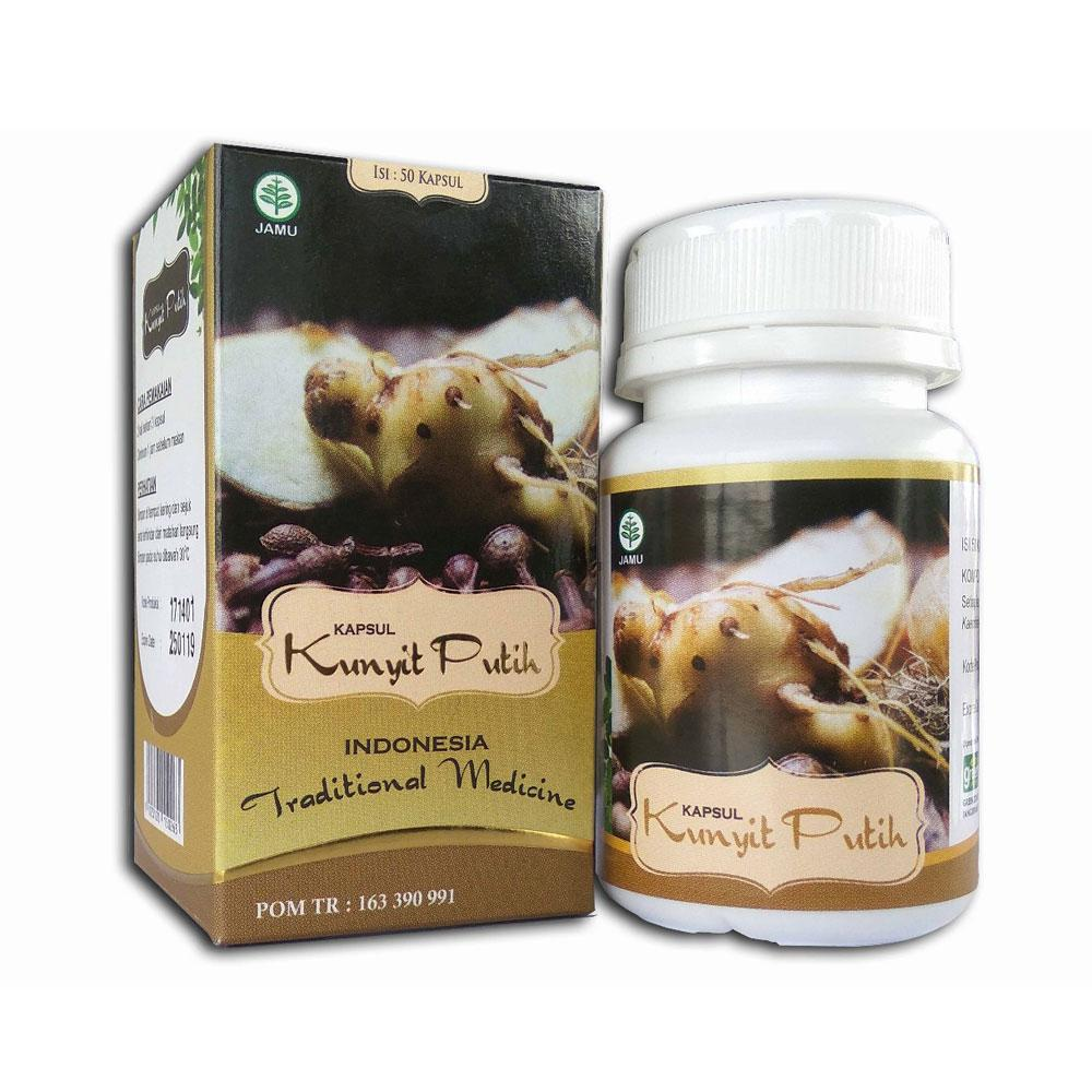 Buy Sell Cheapest Kunyit Putih 50 Best Quality Product Deals Sido Muncul Sari Isi Kapsul Green Zone Herbal Original Pom Tr 163390991