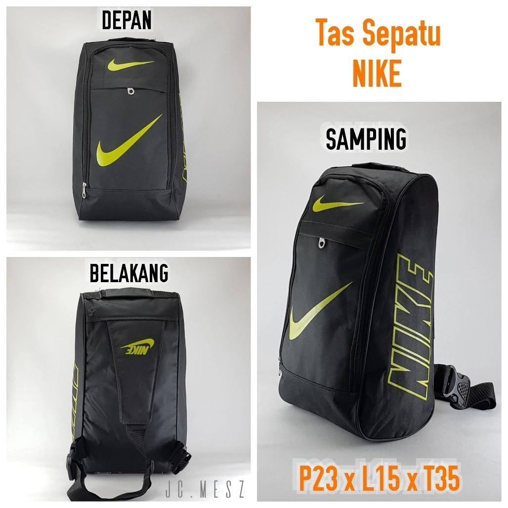 Tas Sepatu Futsal / Tas Sepatu Sepak Bola NIKE Dan ADIDAS Bahan D300 Murah