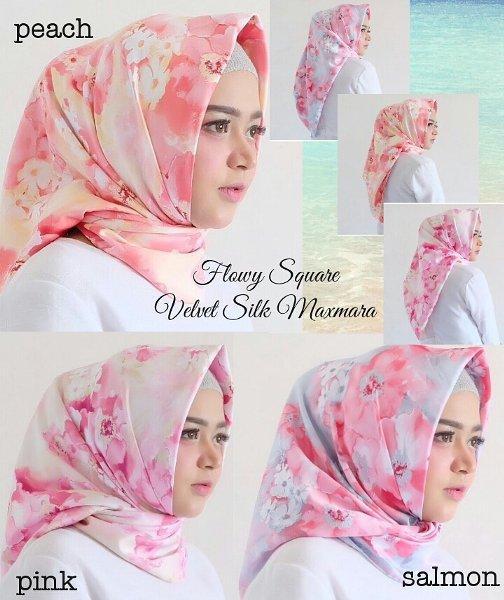 grosir hijab jilbab segiempat shabby chic