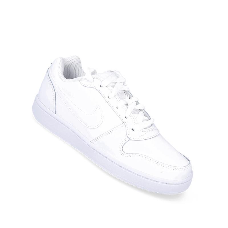 Nike - Ebernon Low Sepatu Sneakers Wanita - Putih a30d180a31
