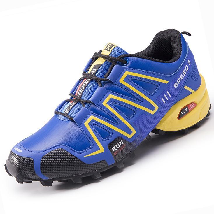 EU39-46 Sepatu Daki Gunung Pria Tahan Lama Sepatu Panjat Tebing Sepatu Trekking Sepatu Atlet Sepatu Olahraga Luar Ruangan Sepatu Lari Pria daki Gunung Sepatu Gunung Pendakian Sepatu Trekking Sepatu Atlet Sepatu Olahraga Luar Ruangan