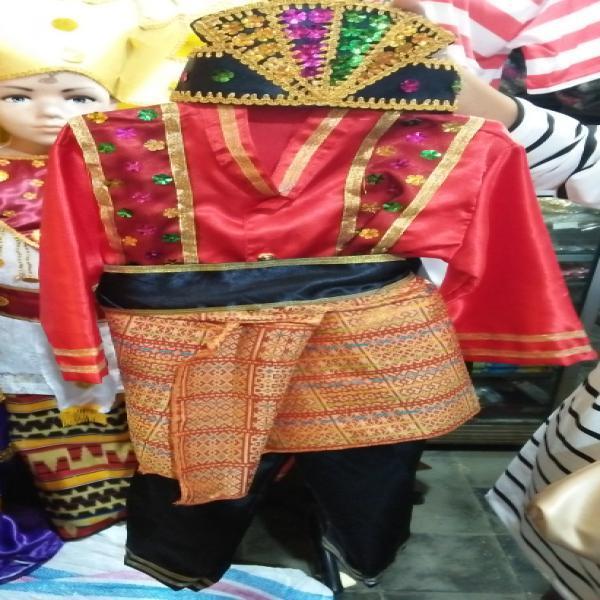 Baju Adat Aceh Anak Anak Cewek Cowok
