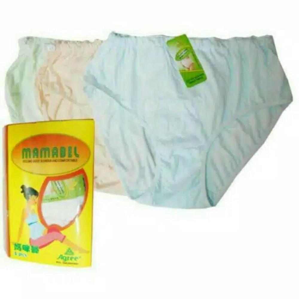 celana dalam hamil  mamabel - 3pc - ada karet adjustable