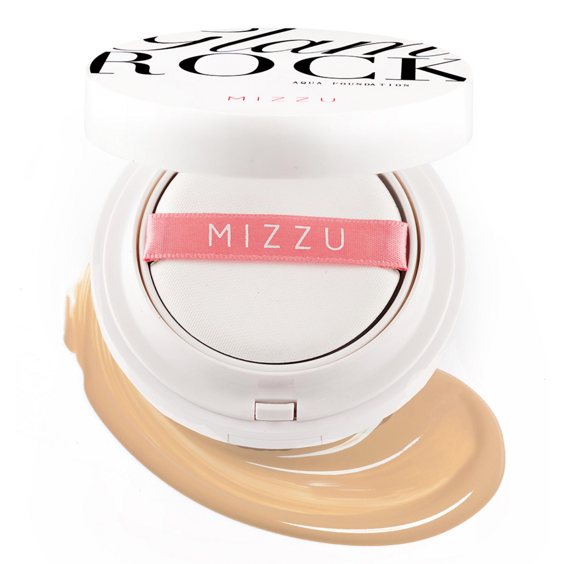 Mizzu Glam Rock Aqua Foundation (1.5 Enchanting)