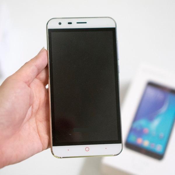 Smartphone Citycall Arjuna LCD 5inch RAM 1GB Internal 8GB