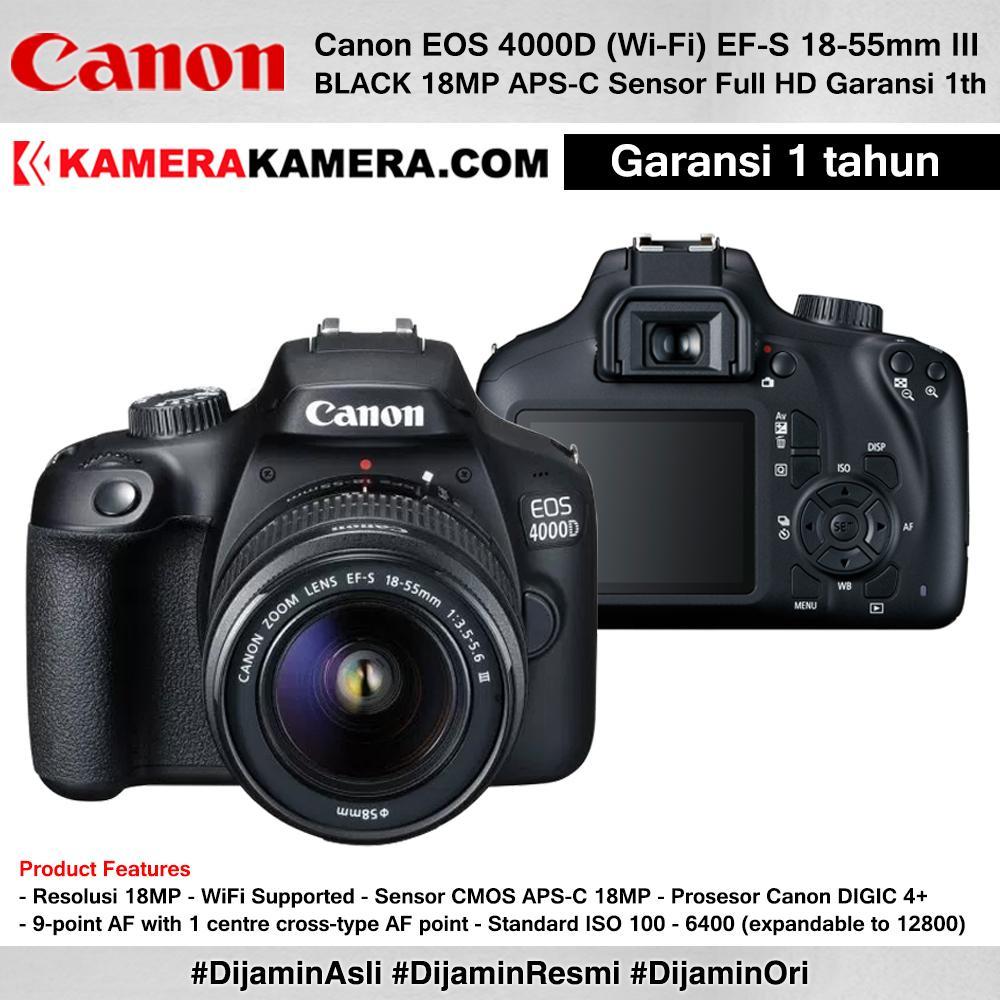 Jual Kamera Slr Terbaru Nikon Coolpix L340 Paket Canon Eos 4000d Wi Fi Ef S 18 55mm Iii Black