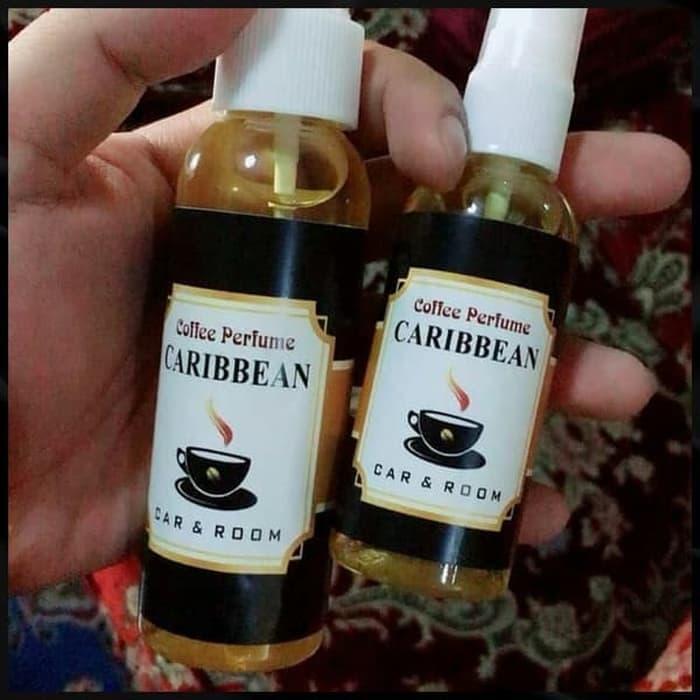 ORIGINAL!!! Parfum Wangi Kopi | Cara Membuat Pengharum Ruangan