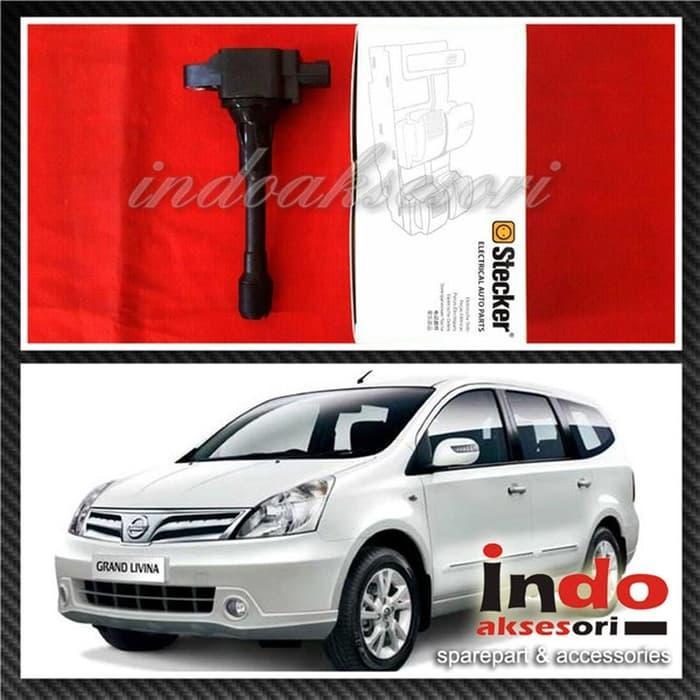 Coil Grand Livina 1.5 Sparepart Mobil Nissan Steker