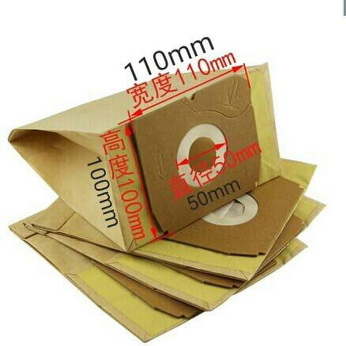 Electrolux Vacuum Cleaner Bust bag Paper dust bag. Terlaris di Lazada