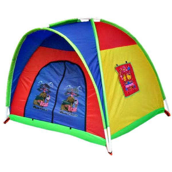 Tenda Anak Camping outdoor 100cm - Tenda lokal