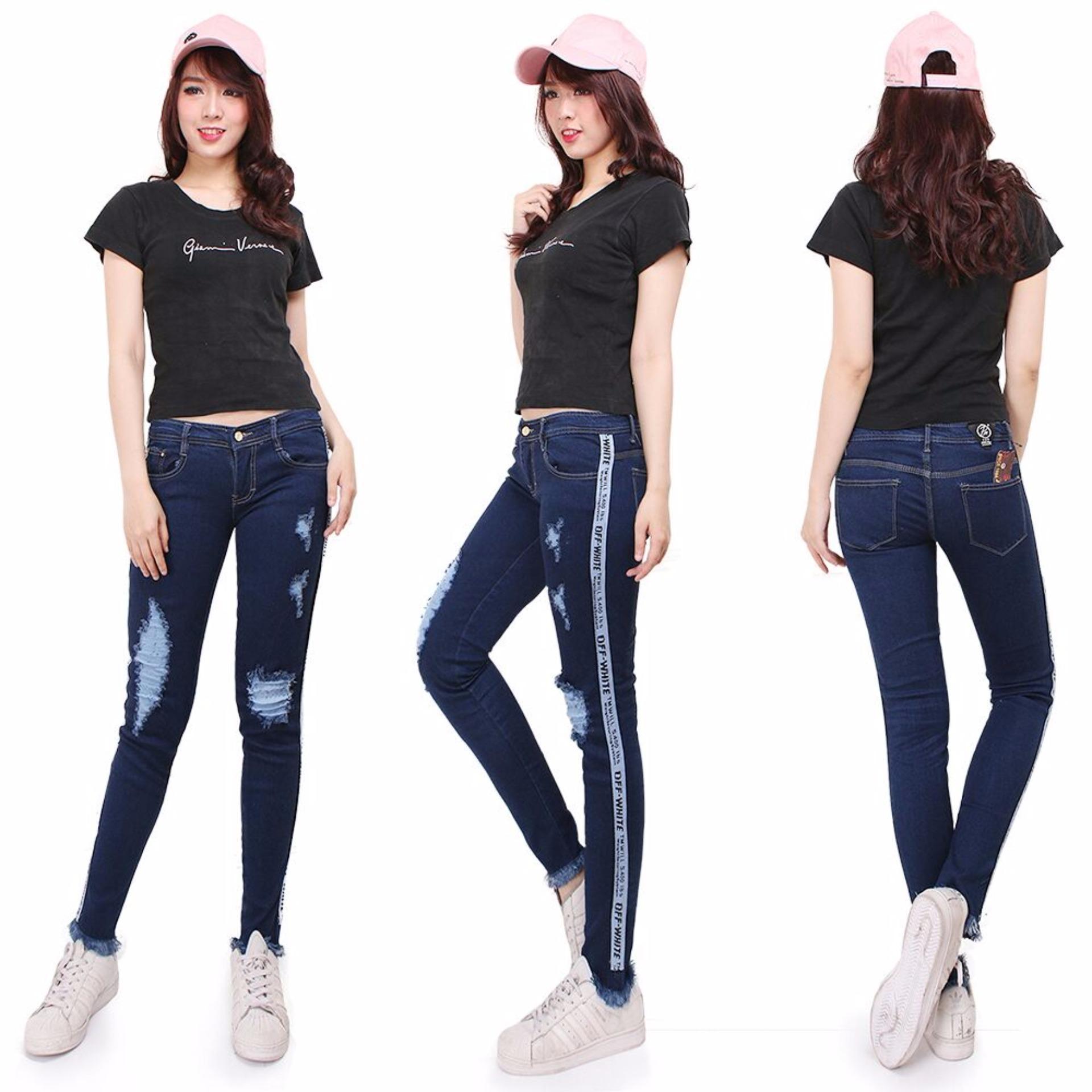 master jeans celana wanita punny model terbaru
