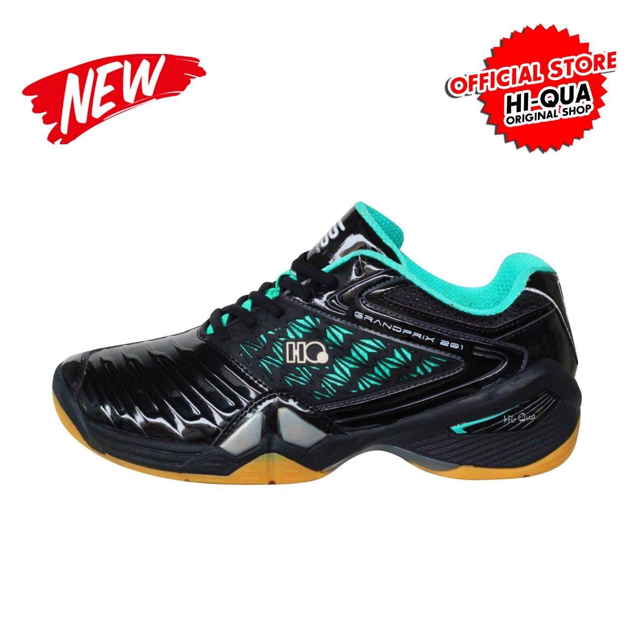 New 2018! Sepatu Bulutangkis/Badminton/Olahraga Hi-Qua New GrandPrix