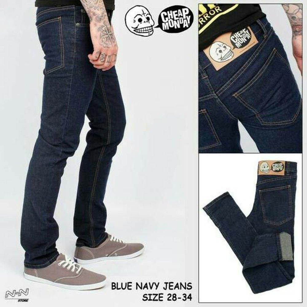 Celana Jeans Skinny LEVIS WRANGLER DC VANS PSD CHEAP MONDAY Premium di lapak JAKET PARASUT MURAH rafihirata
