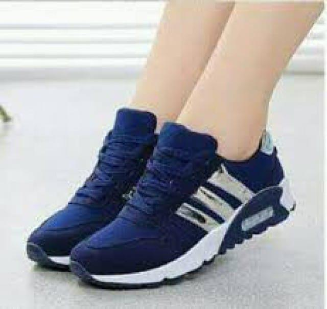 KETS RUNNING AIR MAX BELLIO765 BIRU