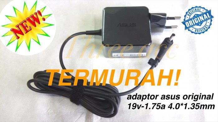 Terbaru! Adaptor Charger Original Asus X453 X453M X453Ma 19V 1,75A 19V 1.75A - ready stock