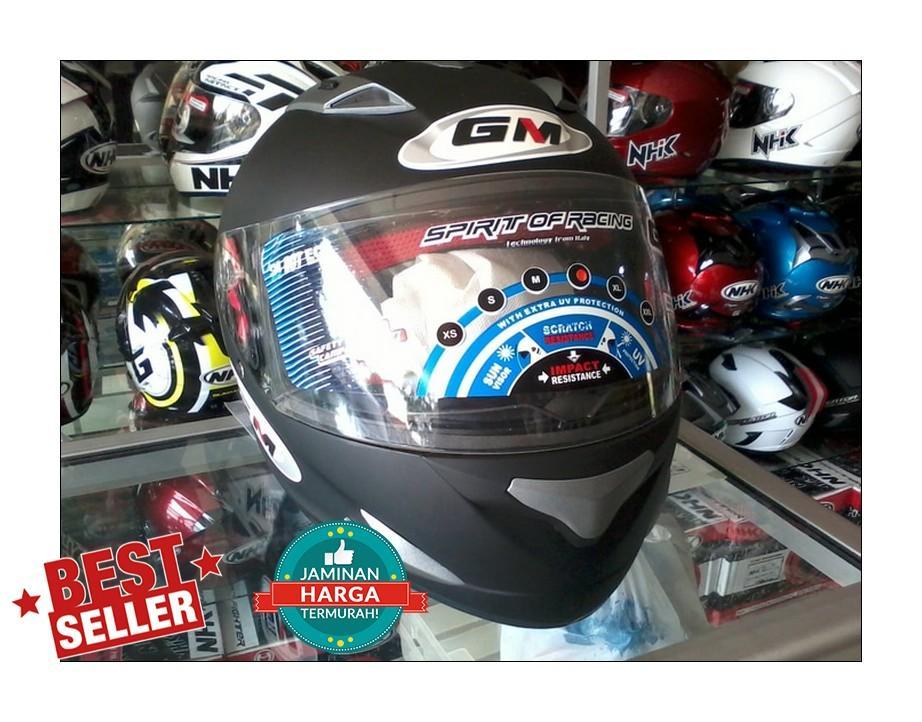 Helm GM Race Pro Single Visor
